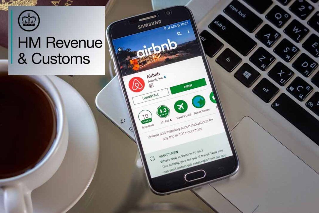 HMRC Goes After Airbnb Hosts
