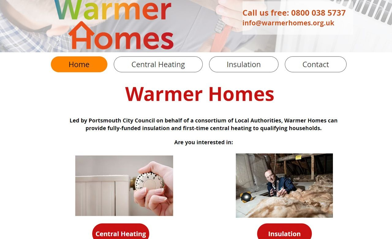 LADS funding available for heating and insulation